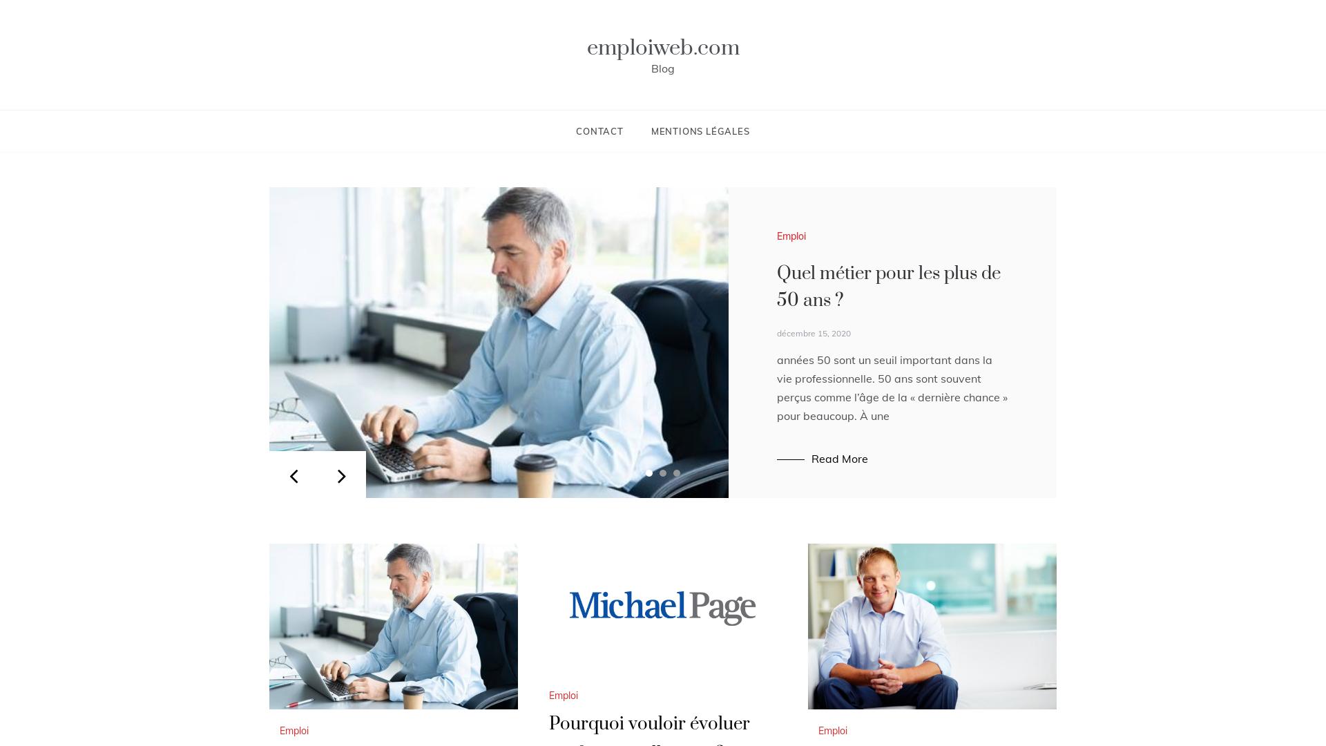 emploiweb.com